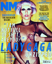 NME,LADY GAGA,Arctic Monkeys,Libertines,AC/DC,Friendly Fires,The View,RADIOHEAD