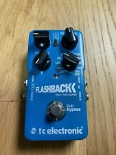 TC Electronic Flashback Delay Guitar Pedal