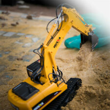 1:14 RC Truck Full Functional Remote Control Excavator Construction Tractor