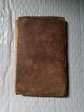 An explanation of the principal Parables of the New Testament 1st ed 1799 Steel