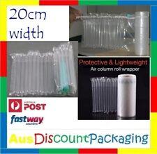 20cm x 200m Inflatable Anti-schock Air Column Roll Bubble Cushion Wrap Packaging