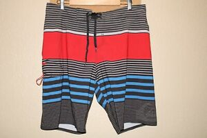 "QUIKSILVER Mens 36"" Waist Recycler Boardshorts/Surf/Swim"