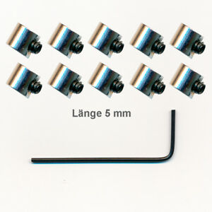 10 Quality Safety Lock (Mini) Pin Saver For Metal Button Pin