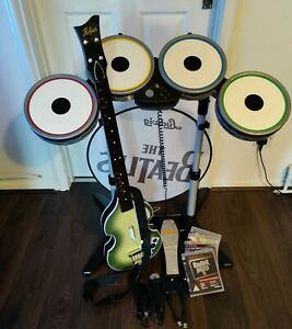 The Beatles Rock Band Full Set Limited Edition on PS3