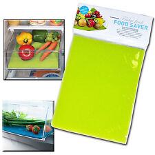 Washable Fridge Mat Drawer Liner Kitchen Food Fresh Saver Fruit Vegetable Salad