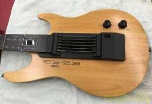 YAMAHA EZ-EG Digital Silent Guitar Used w/Tracking from Japan
