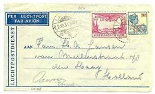 NED INDIE 1931-12-2  FC LAWANG TO HOLLAND  #B67a =OOIEVAAR=  VF