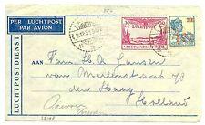 NED INDIE 1931-12-2  FC LAWANG TO HOLLAND  #B67a =OOIEVAAR=  VF