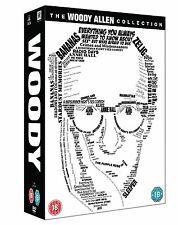 THE WOODY ALLEN 20 FILM COLLECTION DVD BOX ENGLISCH