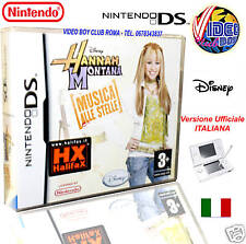 HANNAH MONTANA 2 MUSICA ALLE STELLE NUOVO NINTENDO NDS