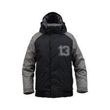 Burton Boys Repel Snowboard Jacket (M) True Black / Jet Pack