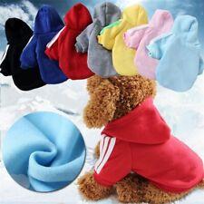 Autumn Winter Pet Dog Products Pet Coat Sweater Soft Cotton Dog Hoodies Clothing