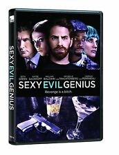 Sexy Evil Genius DVD-Seth Green-Brand New & Sealed Fast Shipping(VG-592716/VG-25