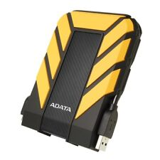 Adata HD710 Pro 1TB Mobile External Hard External in Yellow - USB3.0