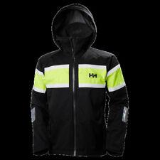 Cappotti e giacche da uomo impermeabili con cappucci marca Helly Hansen