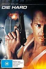 Die Hard (1988) Region 4 DVD Bruce Willis Alan Rickman
