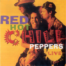 CD RED HOT CHILI PEPPERS - LIVE