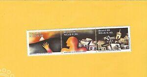 """BRASILIEN 1989 - postfrisch**MNH - MiNr. 2295-2297 """"Unabhängigkeitskampf"""""""