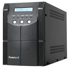 UPS 2000VA 2X 13A Plug RJ45 4X IEC alimentatori completi