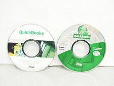 Intuit QuickBooks Pro 2005 Academic Version 2 Dics for Windows w/ License Key