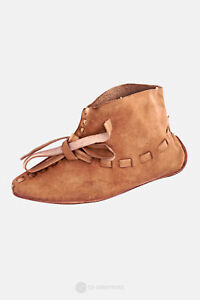 Mittelalterschuhe Wikinger Mittelalter Schuhe wendegenäht Haithabu *Restposten*