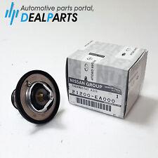 Genuine Coolant Lower Thermostat 82'C 21200-EA000 for Altima Sentra Rogue QR25DE