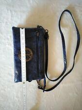 Damen Handtasche blau