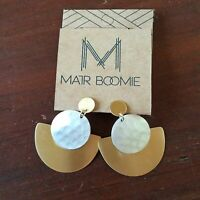 Matr Boomie Vitana Dangle Earrings Boho New With Tags Winter Causebox