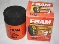 Fram oil filter, PH8A, vintage NOS Filter for Chrysler 57-70, Ford 57-00, Toyota