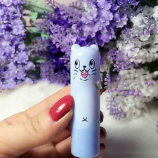 Cute Animal Cartoon Moisturize Makeup Cosmetic Lipstick Lip Balm Women Kid MW