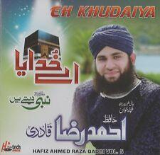 HAFIZ AHMED RAZA QADRI VOL 5 - EH KHUDAIYA - BRAND NEW NAAT CD - FREE UK POST