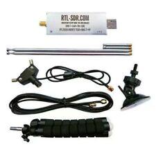 RTL-SDR Blog R820T2 RTL2832U 1PPM TCXO SMA  with Dipole Antenna Kit