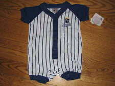 NEW Kansas City Royals Creeper Bodysuit Jersey Size 6/9M 6/9 Mo Baby Boys Girls
