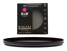 B+W 77mm / 77 mm Circular Polarizer MRC Nano XS-Pro Digital KSM Filter / CPL