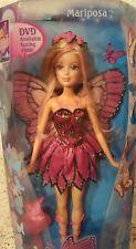 Barbie Mariposa Rare #M3456 Never Opened 2007
