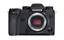 Fotocamere digitali stabilizzatori neri Fujifilm