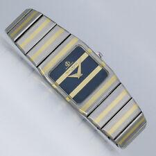 BAUME & MERCIER ZEBRA GOLD / STAHL UHR Ref. 5820.038