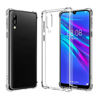 Bumper Shockproof Air Cushion Case Cover For Huawei P Smart Y6 2019 Mate 20 LIte