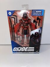 IN HAND! G.I. Joe Classified Series 6-Inch Red Ninja Action Figure FREE SHIPPING