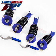 TCT Coilovers Height Adjustable Lowering Coilovers For Nissan 300ZX 90-96 Z32