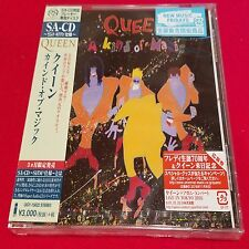 QUEEN - A Kind Of Magic - Japan Jewel Case SHM-SACD - UIGY-15022