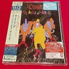 QUEEN - A Kind Of Magic - Japan Jewel Case SHM-SACD - UIGY-15022