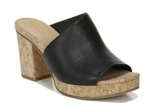 New Vince Wyatt Sandal In Black 8 $325.00