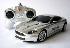 Wedding Day Gift Personalised Page Boy Name RC 1/24 Aston Martin Boys Toy Car