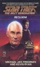 Star Trek The Next Generation: Requiem : A Novel No. 32 by Michael Jan Friedman