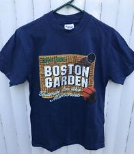 Boston Celtics Steadman Super Hi-Cru Navy T-Shirt - M ~ Brand New