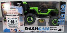 New Bright Dash Cam Jeep Trailcat Virtual Reality Radio Control Off-Road Truck