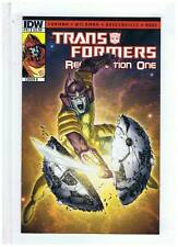 IDW Comics Transformers Regeneration One #91 NM May 2013