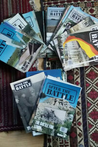 N543 AFTER THE BATTLE magazines, issues nos. 50-99 Choose your issue £3.99 each