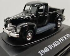 HO (1:87) MOTORMAX 1940 Ford Black Pick Up NIB